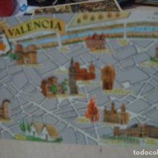 Postales: POSTAL DE VALENCIA FRESMO AÑOS 60. Lote 156518002