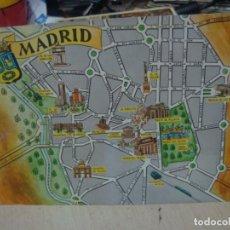 Postales: POSTAL DE MADRID FRESMO AÑOS 60. Lote 156518526