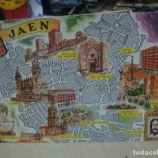 Postales: POSTAL DE JAEN FRESMO AÑOS 60. Lote 156518658