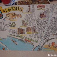 Postales: POSTAL DE ALMERIA FRESMO AÑOS 60. Lote 156518858
