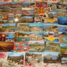 Postales: LOTE DE 37 POSTALES DE JAVEA VER FOTOS . Lote 156529398