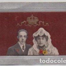 Postales: POSTAL DE LOS REYES DE ESPAÑA. DON ALFONSO XLLL P-MONAR-091. Lote 156812150