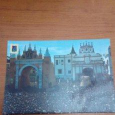 Postales: SEVILLA. SEMANA SANTA. BASILICA Y ARCO DE LA MACARENA. . Lote 159489766
