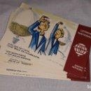 Postales: SERIE COMPLETA DE 12 POSTALES - ED.SERVICIO NACIONAL DE LOTERIA,SIN ENVIAR. Lote 160343854