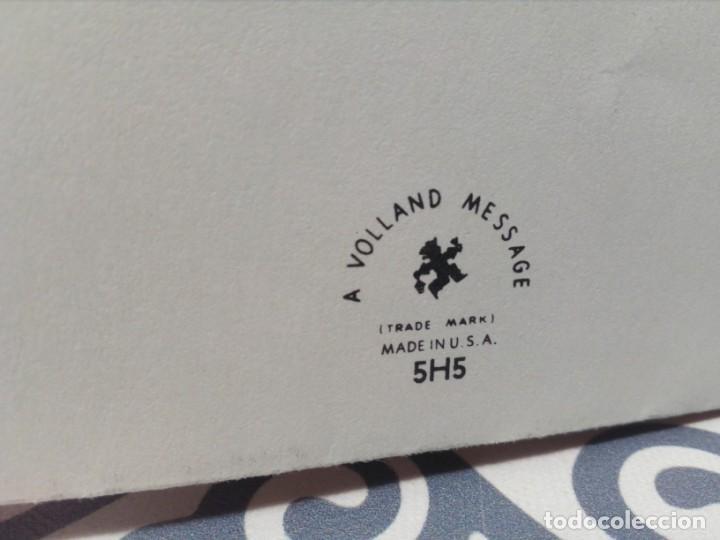 Postales: ANTIGUA POSTAL HALLOWEEN (AÑOS 50) SIN CIRCULAR - MADE IN U.S.A. - REF: 135/149 - Foto 4 - 162325726