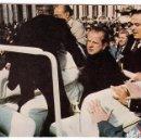 Postales: FOTO POSTAL. ATENTADO CONTRA JUAN PABLO II. MAYO 1981. REVERSO EN BLANCO. Lote 162451902