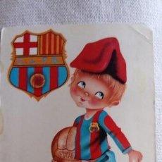 Postales: POSTAL CF BARCELONA . Lote 162466062