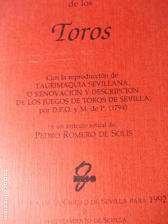 Postales: 25 viejas postales de toros reproduccion Ayuntamiento de Sevilla 1992 - Foto 2 - 162557178