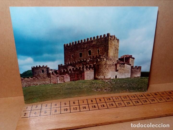 Postales: LOTE 5 POSTALES (SIN CIRCULAR) CASTILLOS Y MONASTERIOS DE ESPAÑA (AÑOS 70) - REF: 210/220 - Foto 7 - 162933618