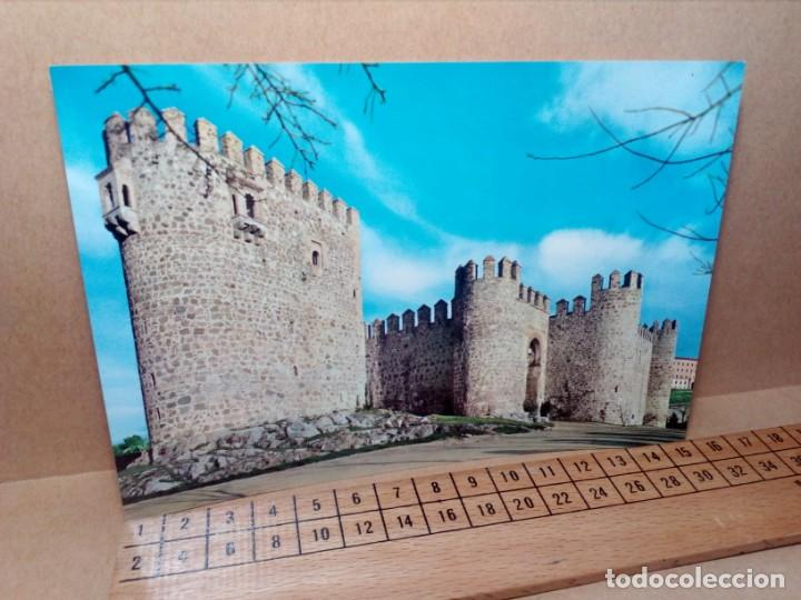 Postales: LOTE 5 POSTALES (SIN CIRCULAR) CASTILLOS Y MONASTERIOS DE ESPAÑA (AÑOS 70) - REF: 210/220 - Foto 10 - 162933618