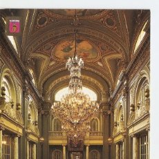 Postales: POSTAL 029719 : VALENCIA. PALACIO DEL AYUNTAMIENTO. SALON DE FIESTAS. Lote 55594101