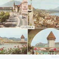 Postales: POSTAL 037072 : LUZERN. Lote 55612369