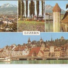 Postales: POSTAL 037357 : LUZERN. Lote 56581750