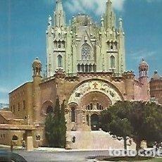 Postales: POSTAL 53521: BARCELONA. TEMPLO DEL TIBIDABO. Lote 69551094