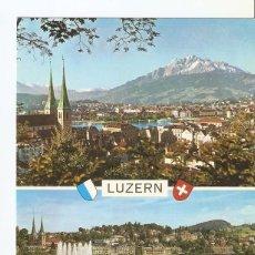Postales: POSTAL 029380 : LUZERN. Lote 74296139