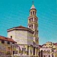 Postales: POSTAL B03235: SPLIT. ST. DUJE CHURCH.. Lote 112488804