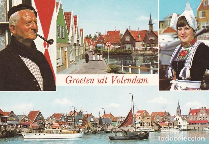 POSTAL B7638: HOLANDA: VOLENDAM (Postales - Varios)