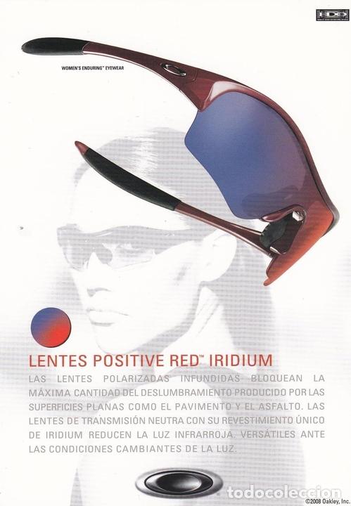 9742d3af7 postal b10216: lentes positive red iridium - Buy Other Old Postcards ...