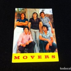 Postales: POSTAL. MOVERS. MONOVAR, ALICANTE. POSTAL NO ESCRITA. BERGAS, IND. GRÁFICAS. Lote 165455974
