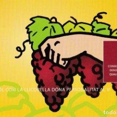 Postales: POSTAL B11397: CONSELL REGULADOR DENOMINACIO D ORIGEN. EMPORDA COSTA BRAVA. Lote 153541974