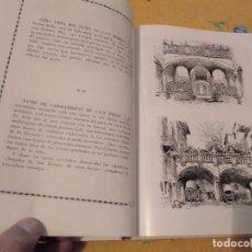Postales: TOMO ALBUM DE POSTALES VIEJAS 100 PAISAJES MONUMENTOS CAMPO Y CIUDAD MALLORCA SIGLOS XIII Y XIX 1987. Lote 167909608