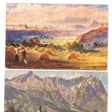 Postales: LOTE DE 3 POSTALES.- ESCOCIA, ALEMANIA Y FRANCIA. Lote 169367972