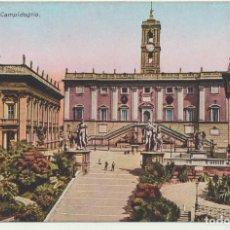 Postales: ROMA.-CAMPIDOGLIO. Lote 169368100