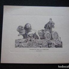 Postales: TARJETA DE FELICITACION ETIQUETAS MIMAR 1953. Lote 170418364