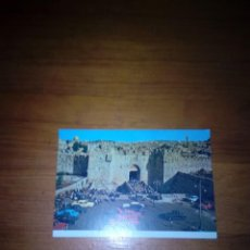 Postales: POSTAL. JERUSALEM, DAMASCUS GATE. . Lote 170927685