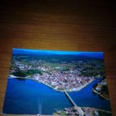 Postales: POSTAL ESCRITA Y CIRCULADA. NOYA VISTA AEREA. Lote 171161477
