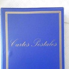 Postales: POSTALES. ALBUM CON 80 POSTALES. CASI TODAS DE ESPAÑA, ALGUNA DE FRANCIA E ITALIA. AÑOS 60/70. UNAS . Lote 171224617