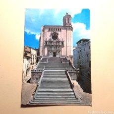 Postales: (AKT.2) TARJETA POSTAL NESCRITA - N°18. GERONA. LA CATEDRAL. Lote 171277378