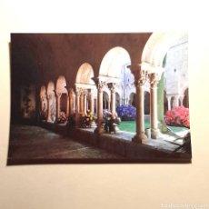 Postales: (AKT.2) TARJETA POSTAL NESCRITA - N°9. L. GERONA. CLAUSTROS ROMÁNICOS S. XII. Lote 171277458