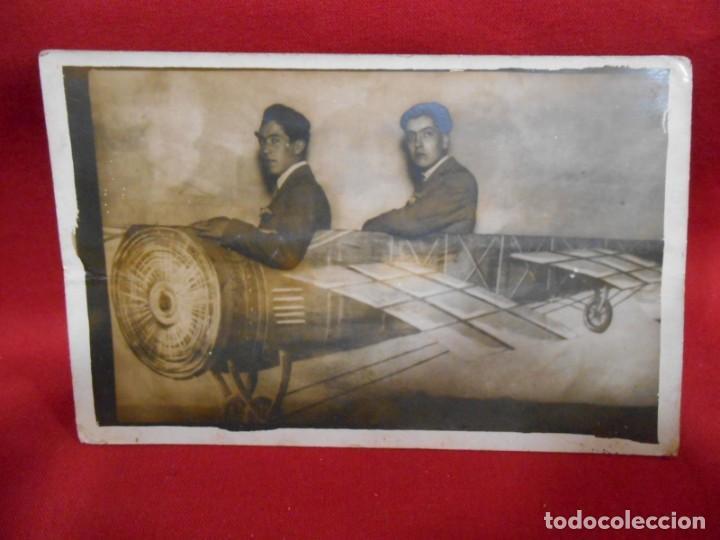ANTIGUA FOTOPOSTAL DE EPOCA (Postales - Varios)