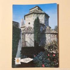 Postales: (AKT.2) TARJETA POSTAL NESCRITA - GERONA. IGLESIA SAN NICOLÁS. Lote 171370132