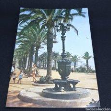 Postales: (AKT.4) TARJETA POSTAL - N°334. LLORET DE MAR. PASEO MR. JACINTO VERDAGUER. Lote 171638200