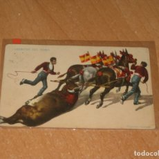 Postales: POSTAL DE TOROS. Lote 172356284