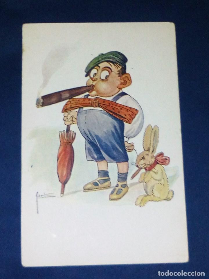 VENDO POSTAL ANTIGUA DEL AÑO 1950, VER MAS FOTOS. (Postales - Varios)
