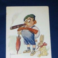 Postales: VENDO POSTAL ANTIGUA DEL AÑO 1950, VER MAS FOTOS.. Lote 172659619