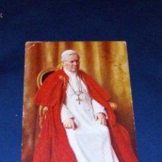 Postales: VENDO POSTAL DE S.S. EL PAPA PIO X DEL AÑO 1907 Y ESCRITA EL 26 DE MAYO DE 1908. VER OTRA FOTO.. Lote 172659774
