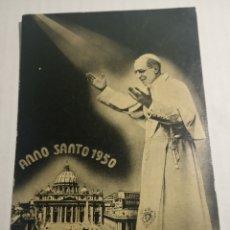 Postales: PAPA PÍO XLL. Lote 173427058