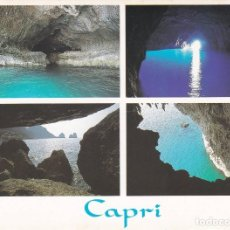 Postales: POSTAL B13045: CAPRI: DIVERSOS ASPECTOS. Lote 173788357