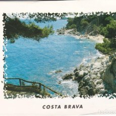 Postales: POSTAL B13037: COSTA BRAVA: VISTA PANORAMICA. Lote 173788540