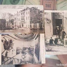 Postales: ANTIGUAS POSTALES PALACIO LOREDAN EL CORREO ESPAÑOL DUQUES DE MADRID VENECIA. Lote 173896113