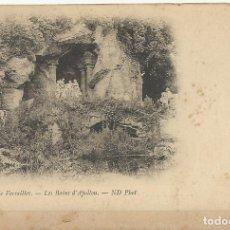 Postales: POSTAL PARIS. PARC DE VERSAILLES. LES BAINS D'APOLLON. ND. PHOT. 23. FRANCIA. PRINCIPIOS DE SIGLO.. Lote 174158354