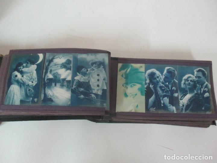 Postales: Antiguo Álbum de Postales - con 61 Páginas - 329 postales Diferentes Temáticas - Principios S. XX - Foto 19 - 166084602
