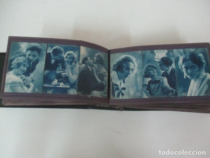Postales: Antiguo Álbum de Postales - con 61 Páginas - 329 postales Diferentes Temáticas - Principios S. XX - Foto 31 - 166084602