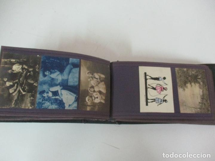 Postales: Antiguo Álbum de Postales - con 61 Páginas - 329 postales Diferentes Temáticas - Principios S. XX - Foto 48 - 166084602