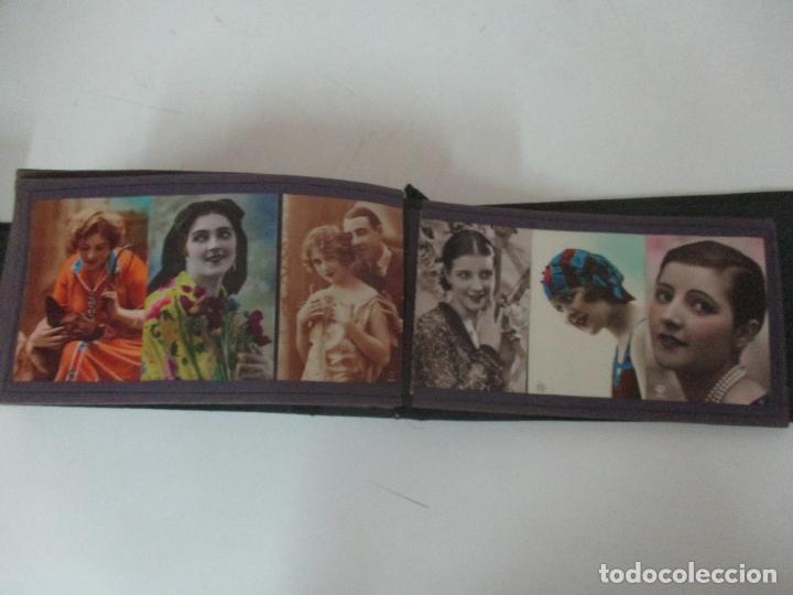 Postales: Antiguo Álbum de Postales - con 61 Páginas - 329 postales Diferentes Temáticas - Principios S. XX - Foto 60 - 166084602