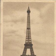 Postales: POSTAL FRANCIA. PARIS. LA TOUR EIFFEL. 89. 1939.. Lote 175413169